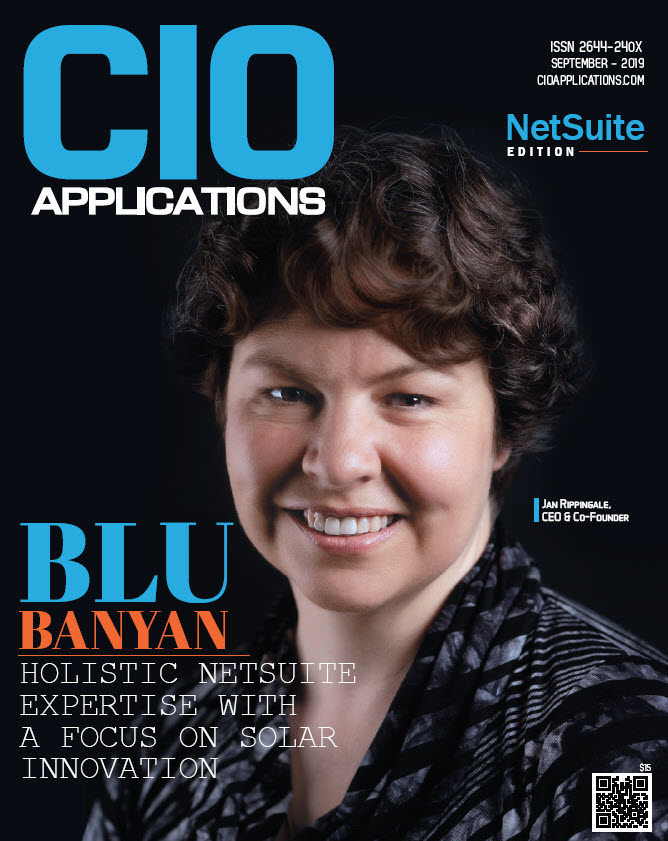 CIO Applications NetSuite Edition - Cover Story