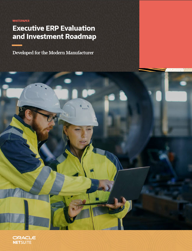 Executive ERP Evaluation and Investment Roadmap