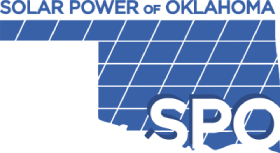 Solar Power of Oklahoma logo