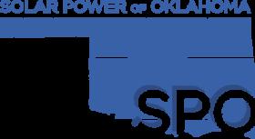 Solar Power of Oklahoma logo