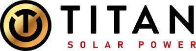 Titan Solar Power - Logo