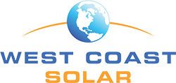 West Coast Solar logo