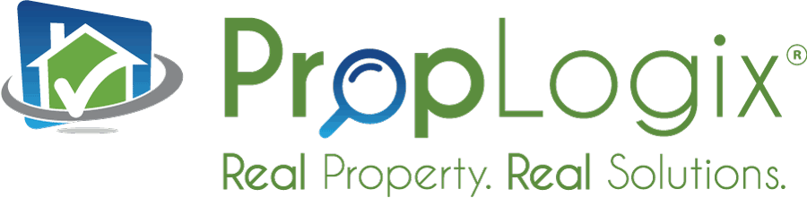 PropLogiz logo Real Property. Real Solutions.