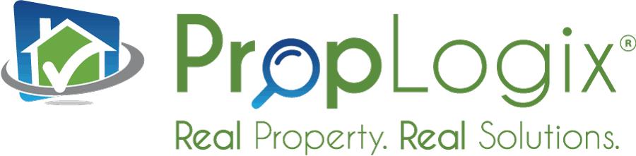 PropLogiz logo Real Property. Real Solutions.