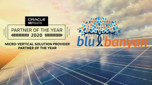 NetSuite Micro-Vertical Solution Provider Partner of the Year Award 2020