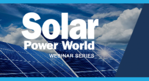 Solar Power World Webinar: Jumpstart Your Comapny's Growth