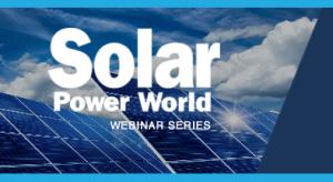 Solar Power World Webinar: Jumpstart Your Comapny's Growth