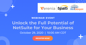 Unlock the Full Potential of NetSuite for Your Business Webinar