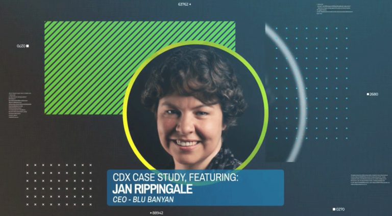 CDX Case Study: Solar Supply Chain featuring Jan Rippingale, Blu Banyan CEO