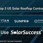 The Top 3 Solar Rooftop Contractors Use SolarSuccess